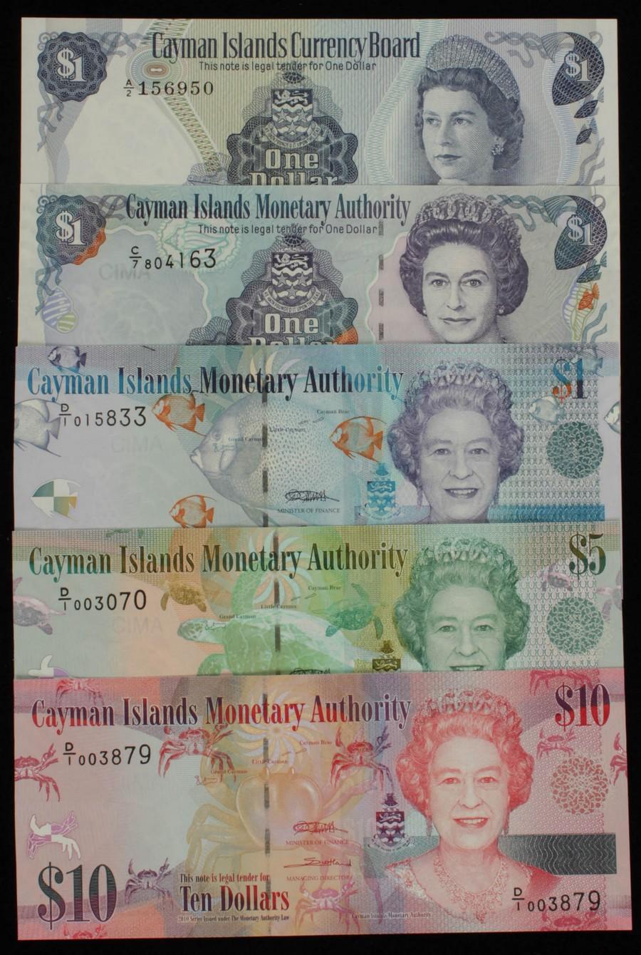 2006 5 1972 $5 Qeii 2010 Relieving Rheumatism $10 Qeii 2010 Unc. 2010 Tireless Cayman : $1 Qeii