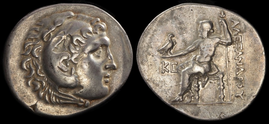 Coins & Paper Money Greek (450 Bc-100 Ad) Nice Ancient Greek Macedon Alexander Iii 'the Great' 336-323bc Ar Tetradrachm S-6713 With The Best Service