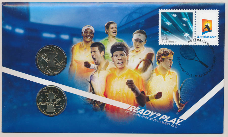 Australia-2012-Tennis-Dual-1-PNC-Cat-40-FIRST-DUAL-COIN-PNC